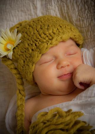 She is as cute as a daisy