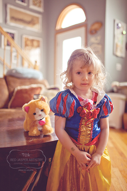 My little gemstone has become a true diva as of lately.  She wears a princess dress or tutu most everyday.  She has declared she cannot dance to music with out a frilly skirt.  She even begs to stay in her pajama dress all day long - because who wouldn