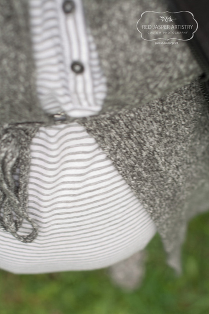 A third trimester bump!