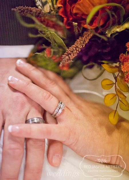 Late Autumn Wedding