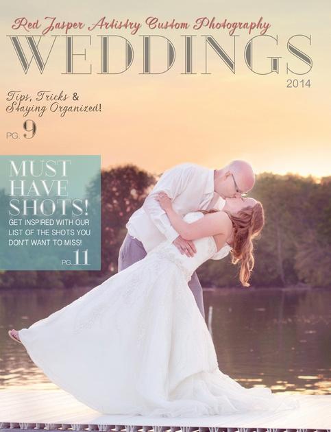 2014 RJA Custom Weddings Magazine